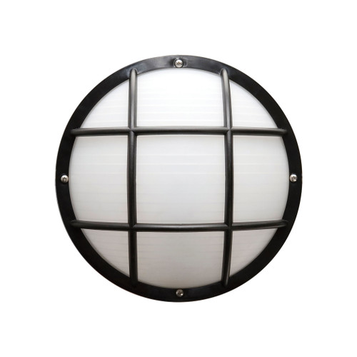 """10"""" Thomas Lighting Essentials 1-Light Outdoor Wall Sconce in Oil Rubbed Bronze, Modern / Contemporary 1 - 1"""