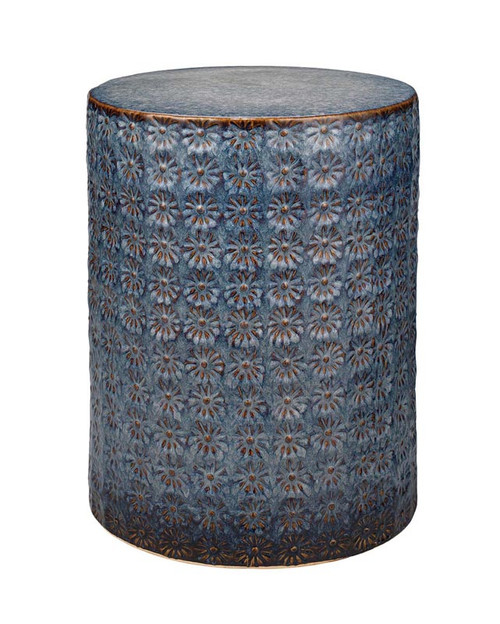 Wildflower Side Table - Blue
