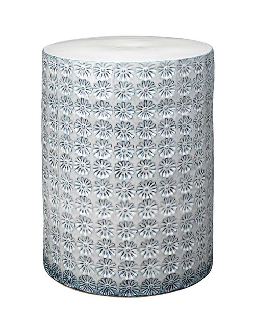 Wildflower Side Table - White