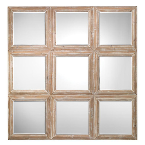 Yvonne Mirror - Natural Oak