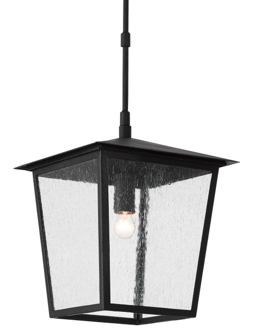 "19"" Currey and Company Bening Small Outdoor Lantern - 1"