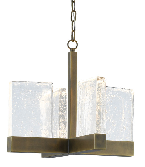 "18"" Currey and Company Penzance Chandelier - 1"