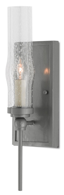 """17"""" Currey and Company Exmoor Wall Sconce - 1"""