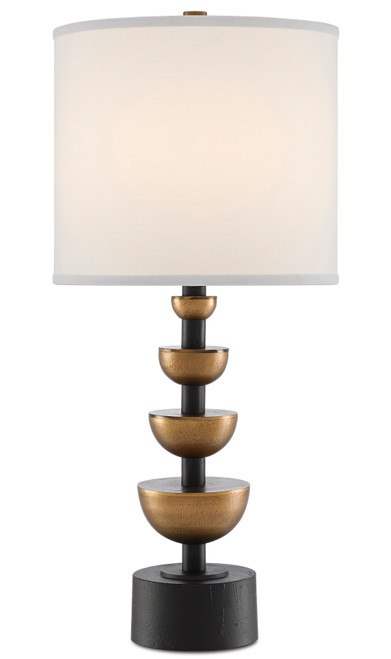 "29"" Currey and Company Chastain Table Lamp - 1"