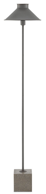 "51"" Currey and Company Suzu Floor Lamp - 1"