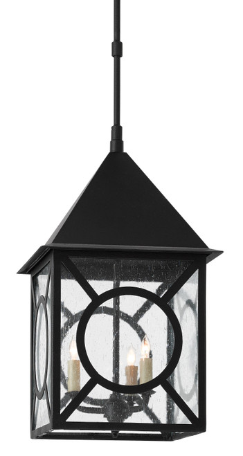 """26"""" Currey and Company Ripley Large Outdoor Lantern - 1"""