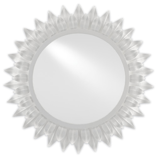 "24"" Currey and Company August Mirror - 1"