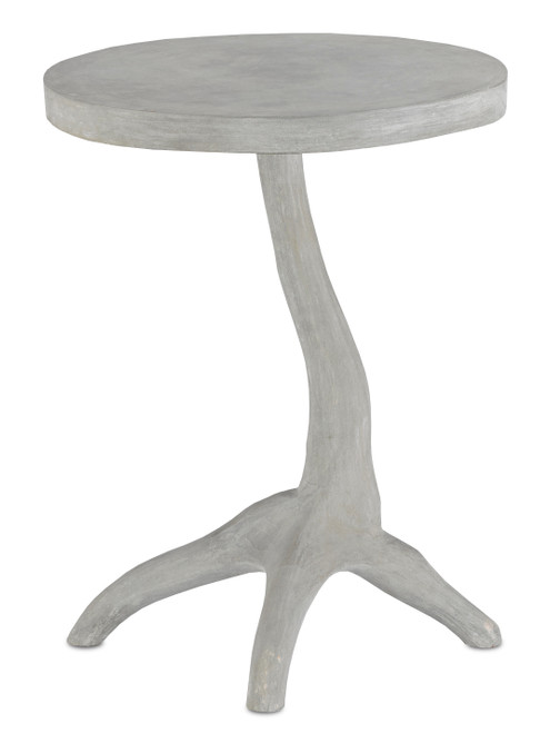 """24"""" Currey and Company Isko Accent Table - 1"""