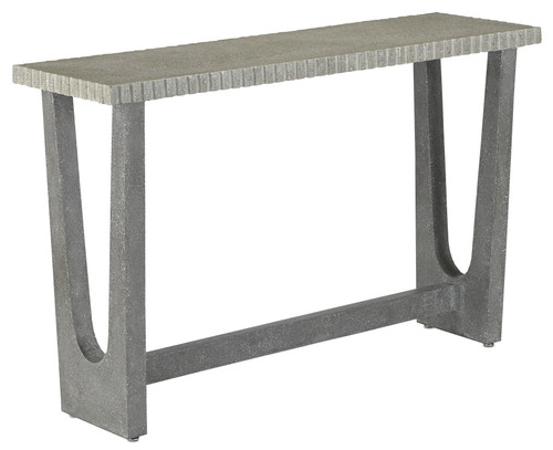"""48"""" Currey and Company Warner Console Table - 1"""