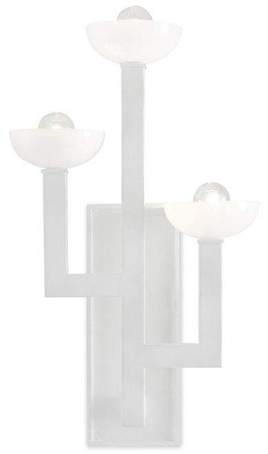 """22"""" Currey and Company Coupe Wall Sconce - 1"""