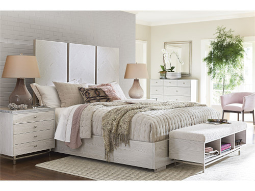 "87"" Universal Furniture Paradox Axiom King Bed - 1"