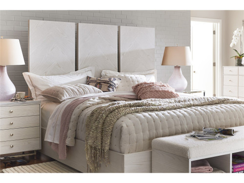 "87"" Universal Furniture Paradox Axiom Queen Bed - 1"