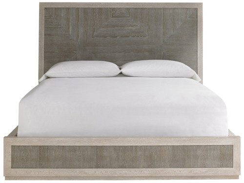 "87"" Universal Furniture Modern Brinkley King Bed - 1"
