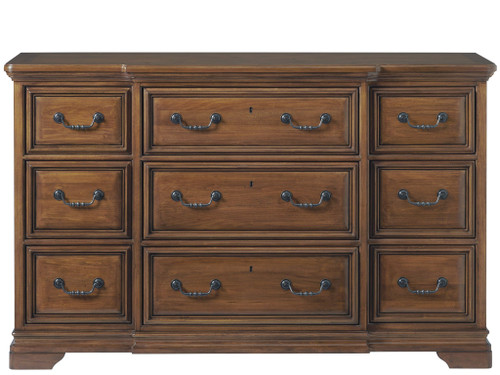 "68"" Universal Furniture Traditions Kingsbury Dresser - 1"