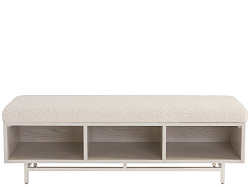 """56"""" Universal Furniture Paradox Bed End Bench - 1"""