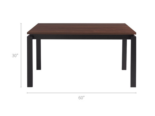 """60"""" Universal Furniture Spaces Clayton Dining Table - 1"""
