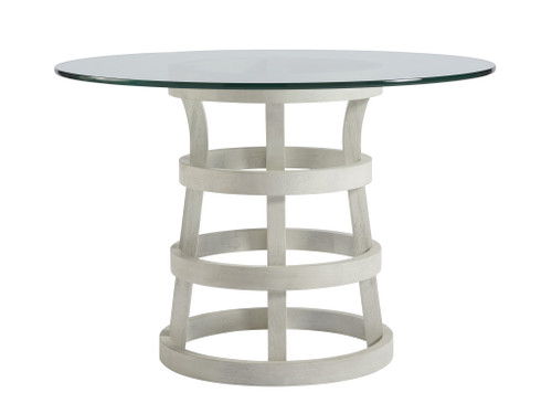 """44"""" Universal Furniture Escape-Coastal Living Home Dining Table - 1"""