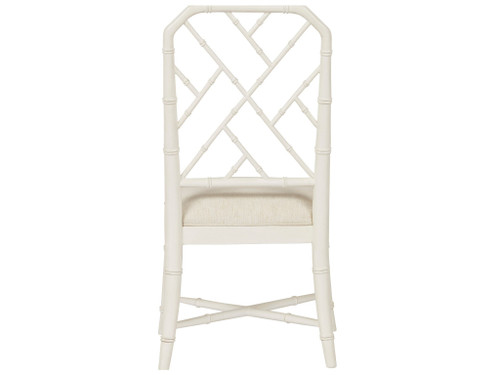 "40"" Universal Furniture Getaway Coastal Living Home Hanalei Bay Side Chair - 1"