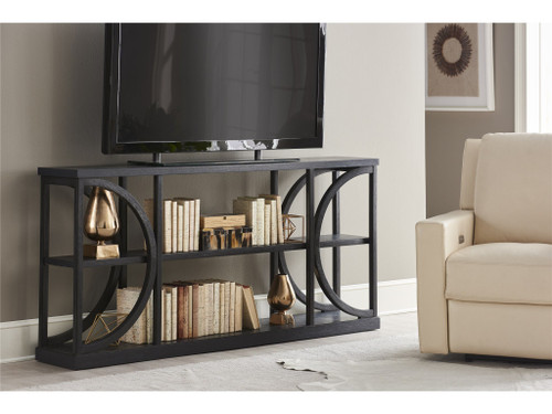 """72"""" Universal Furniture Curated Paradigm Console Table - 1"""