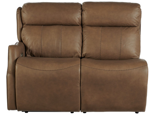 "52"" Universal Furniture Curated Watson Motion LAF Loveseat 1 - 1"