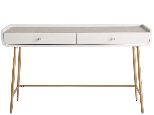 "54"" Universal Furniture Miranda Kerr Home Allure Vanity Desk - 1"