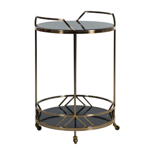 Gabby Home Randall Bar Cart - 1