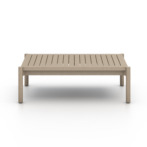 """16"""" Four Hands Nelson Outdoor Coffee Table 1 - 1"""