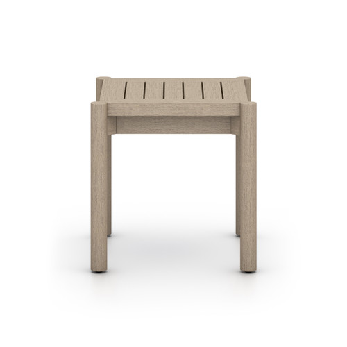 """20"""" Four Hands Nelson Outdoor End Table 1 - 1"""