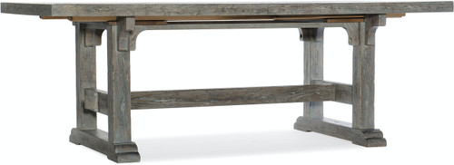 """30"""" Hooker Furniture Beaumont Rectangular Dining Table with Leaves - 1"""