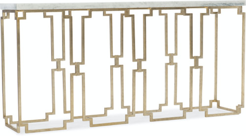 "30"" Hooker Furniture Living Room Evermore Console Table - 1"