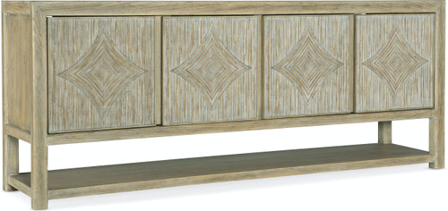 "32"" Hooker Furniture Home Surfrider Entertainment Console - 1"
