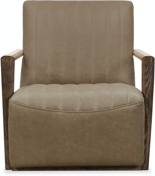 "32"" Hooker Furniture Living Room Sophia Swivel Club Chair - 1"