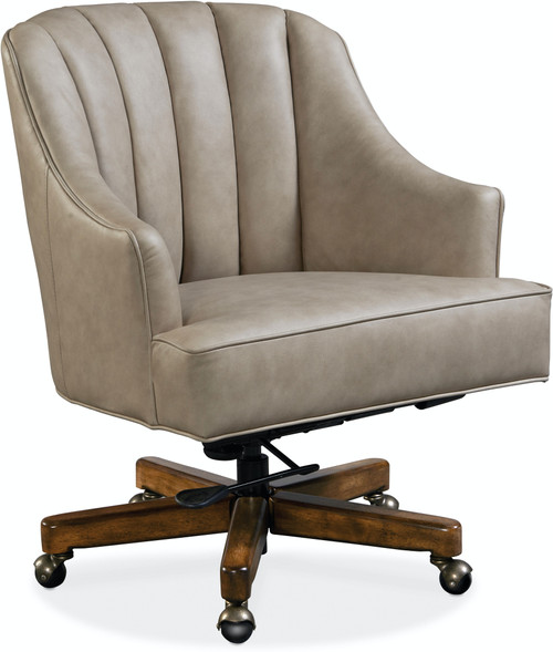 "34"" Hooker Furniture Home Office Haider Executive Swivel Tilt Chair - 1"