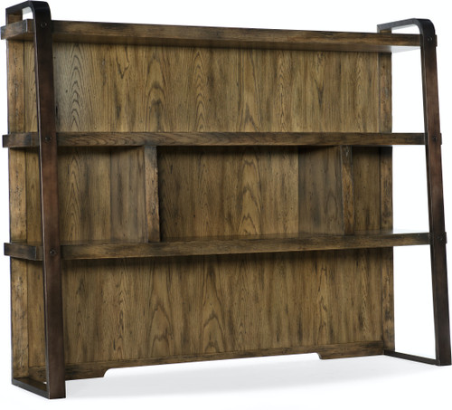 """58"""" Hooker Furniture Home Office Crafted Computer Credenza Hutch - 1"""