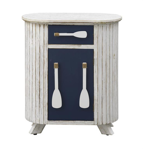 """30"""" Coast to Coast Accents 1 Drawer 1 Door Accent Cabinet - 1"""