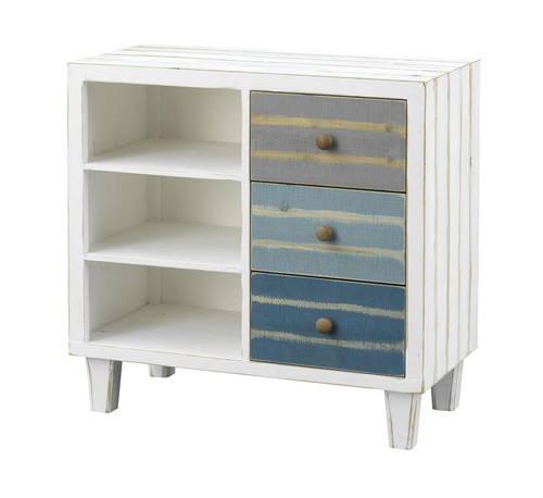 """30"""" Coast to Coast Accents 3 Drawer Cabinet - 1"""