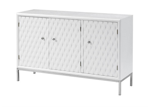 "29"" Coast to Coast Accents 3 Door Credenza Cabinet - 1"
