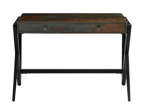 "30"" Coast to Coast Accents 2 Drawer Writing Desk 4 - 1"