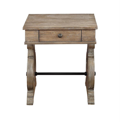 "25"" Coast to Coast Accents 1 Drawer End Table - 1"