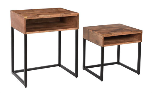 "24"" Coast to Coast Accents Nesting Table 1 - 1"