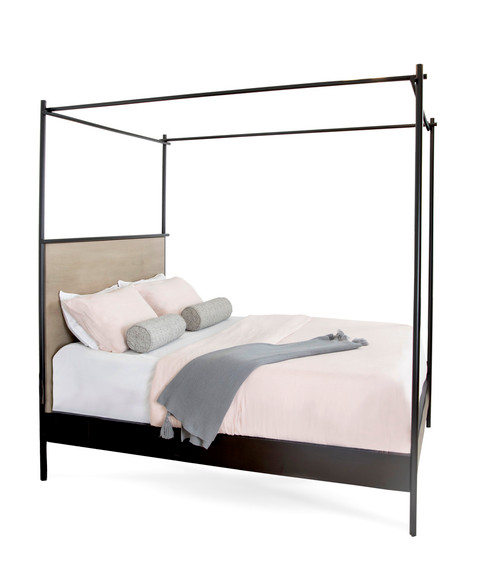 Charleston Forge Collins King Canopy Bed - 1