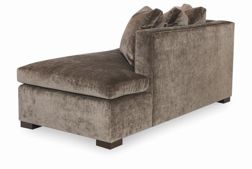 Century Furniture Brooks Left Arm Chaise - 1