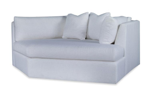 Century Furniture Collier RAF Pod Chaise - 1