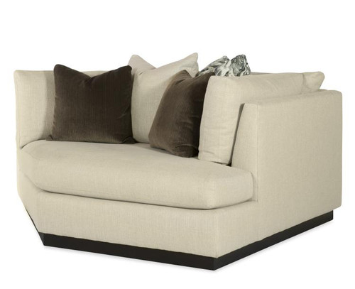 Century Furniture Carrier RAF Pod Chaise - 1