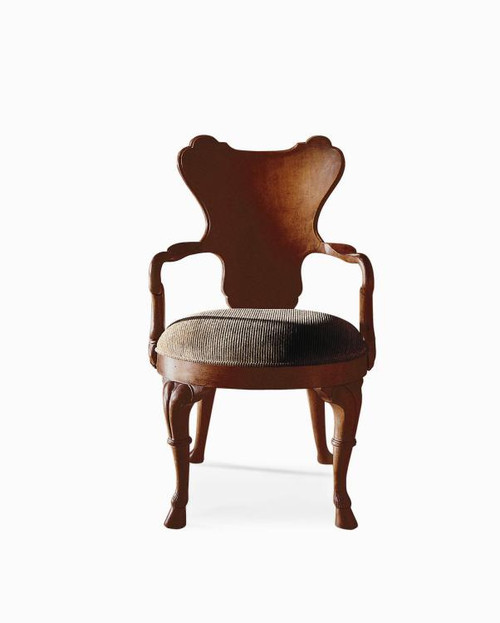 "40"" Century Furniture Gentry Game Chair - 1"