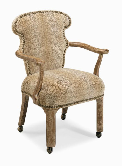 "37"" Century Furniture Brumby Game Chair - 1"