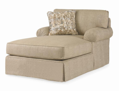 Century Furniture Cornerstone Chaise - 1