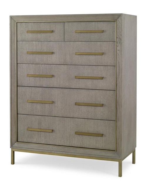 "54"" Century Furniture Kendall Tall Chest - 1"