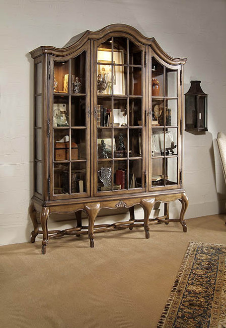 "92"" Century Furniture Bordeaux China Cabinet - 1"