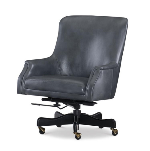 "37"" - 41"" Century Furniture Cavendish Desk Chair - 1"